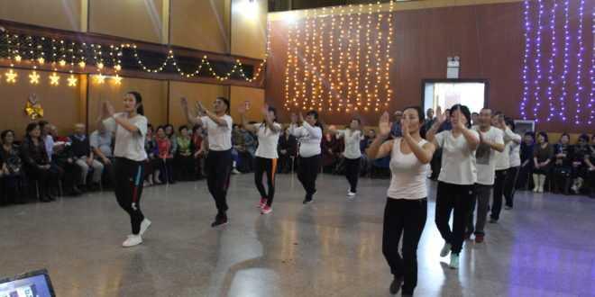 'Дуулах бүжиглэх' өдөрлөг
